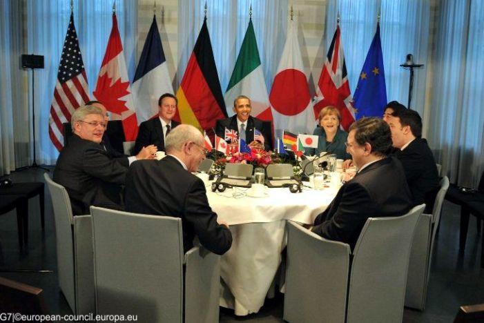 G7 Club der Mächtigen verschlingt Millionen Steuergelder