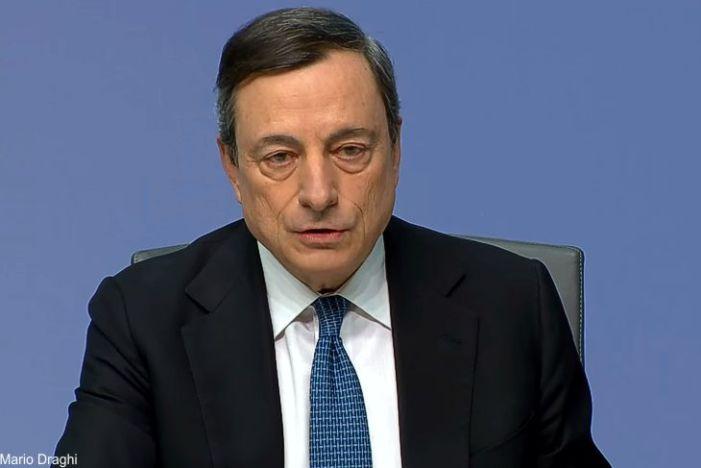 Mario Draghi verschießt letzte Patrone im Duell mit der Deflation