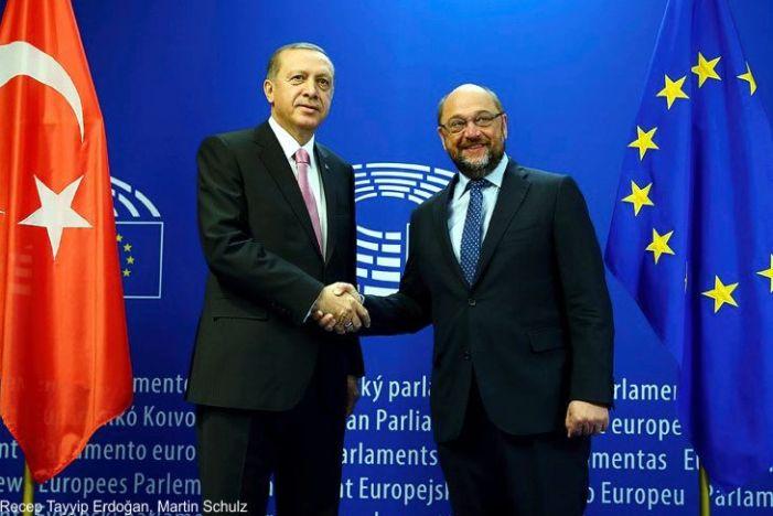 """Schulz hält Türkei-Beitritt gegenwärtig für """"völlig ausgeschlossen"""""""