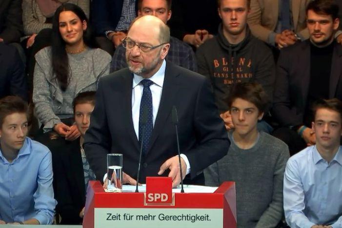 Wahlkampf 2017: SPD 700 CDU 2000 Neumitglieder