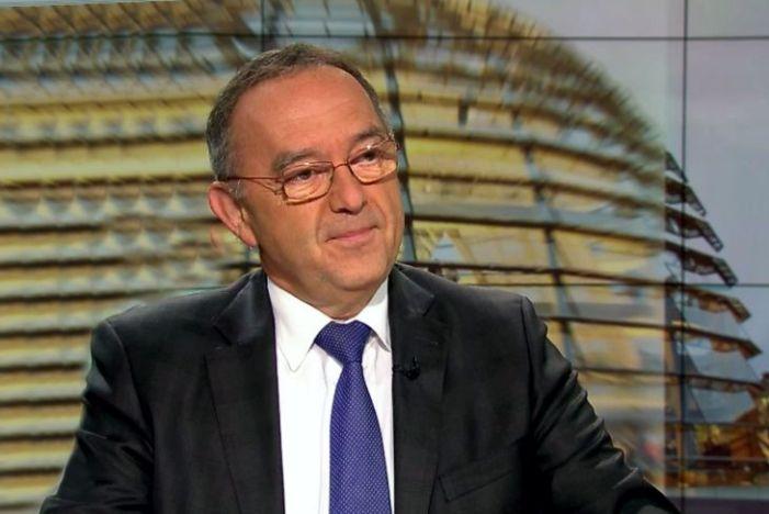 """NRW-Finanzminister Walter-Borjans (SPD): """"Umsatzsteuerbetrug kostet Deutschland 10 Milliarden Euro"""""""