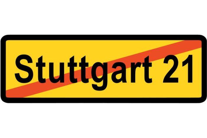 Milliardengrab Stuttgart 21