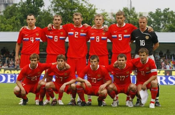 Russia national football team | Voices from Russia