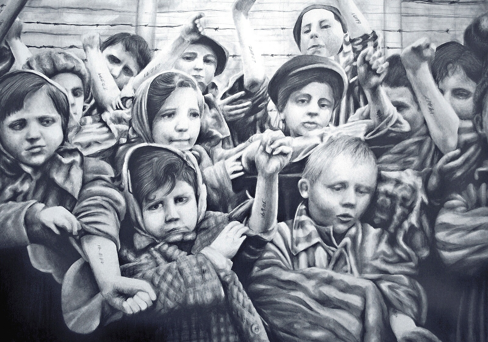 00 Curlie 11 Children Of Auschwitz