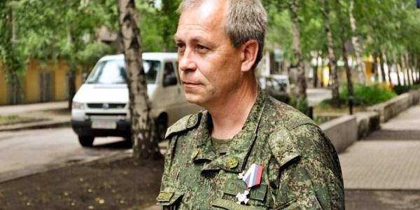 Basurin sez DNR Intel Spotted Junta Heavy Weapons in Four ...