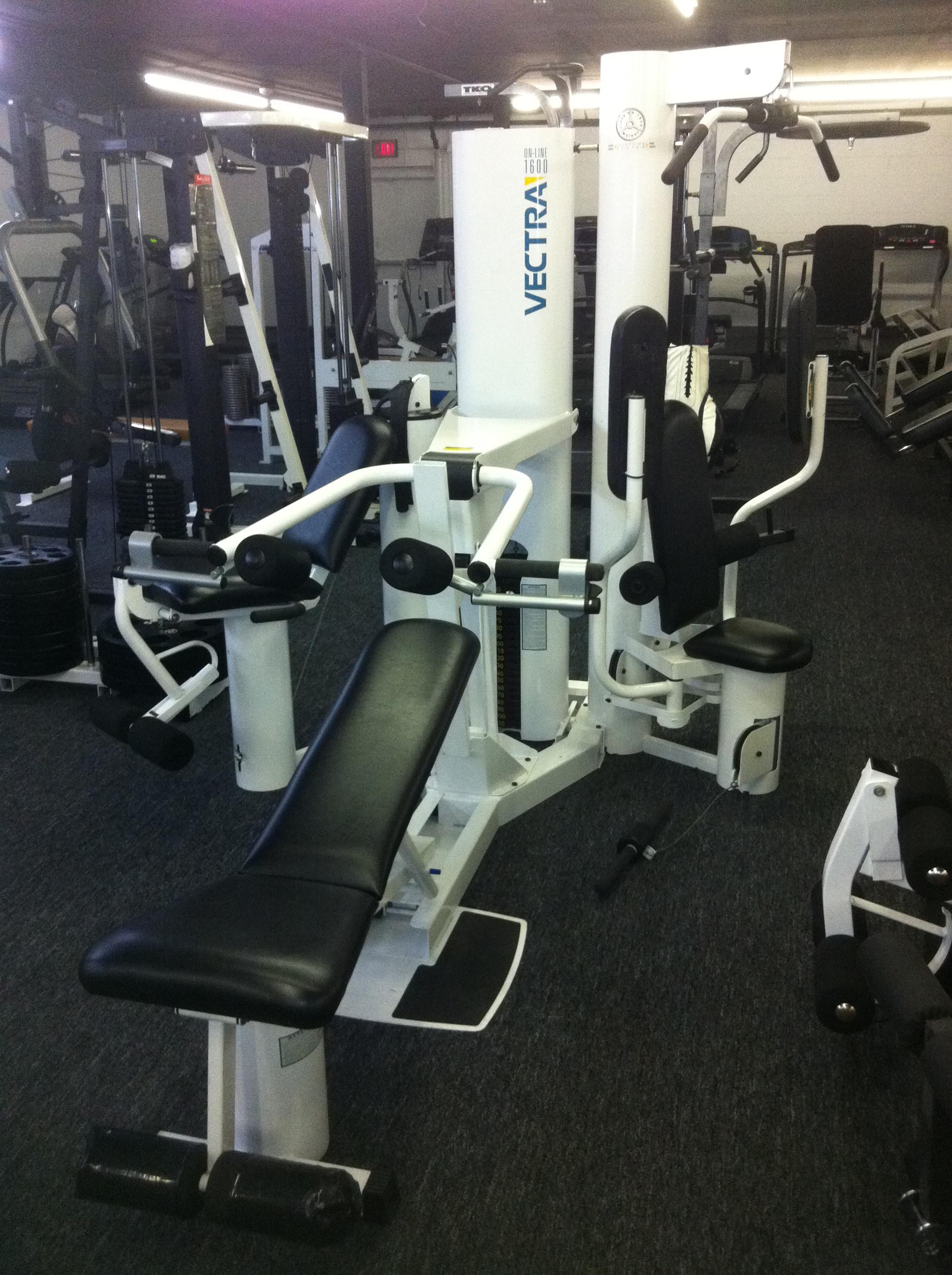 Refurbished Vectra 1600 Home Gym