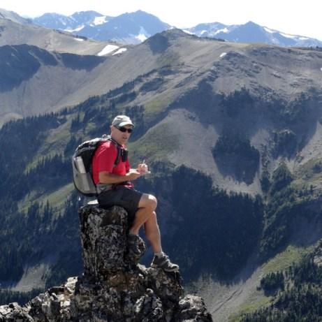 Grand Ridge - Olympic National Park