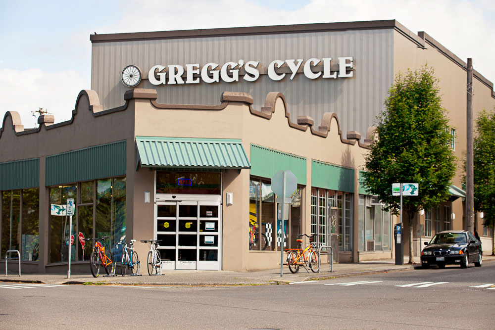 Gregg's Greenlake Cycle