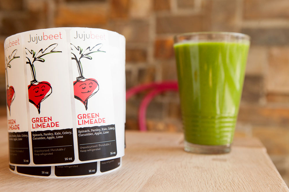 Jujubeet Happy Green juice