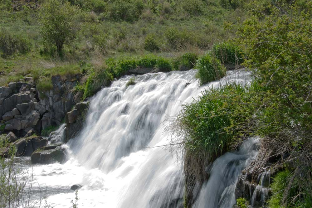waterfalls in washington towell