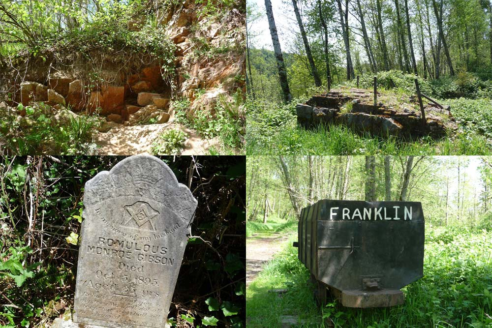 historical hikes franklin