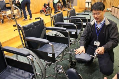 0324醫工課李建興課長講解骨科輪椅設計