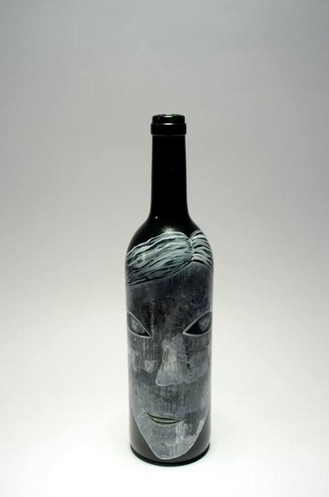 酒瓶展覽二