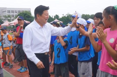 0607「縣長盃」國小樂樂棒球錦標賽(聯統1)