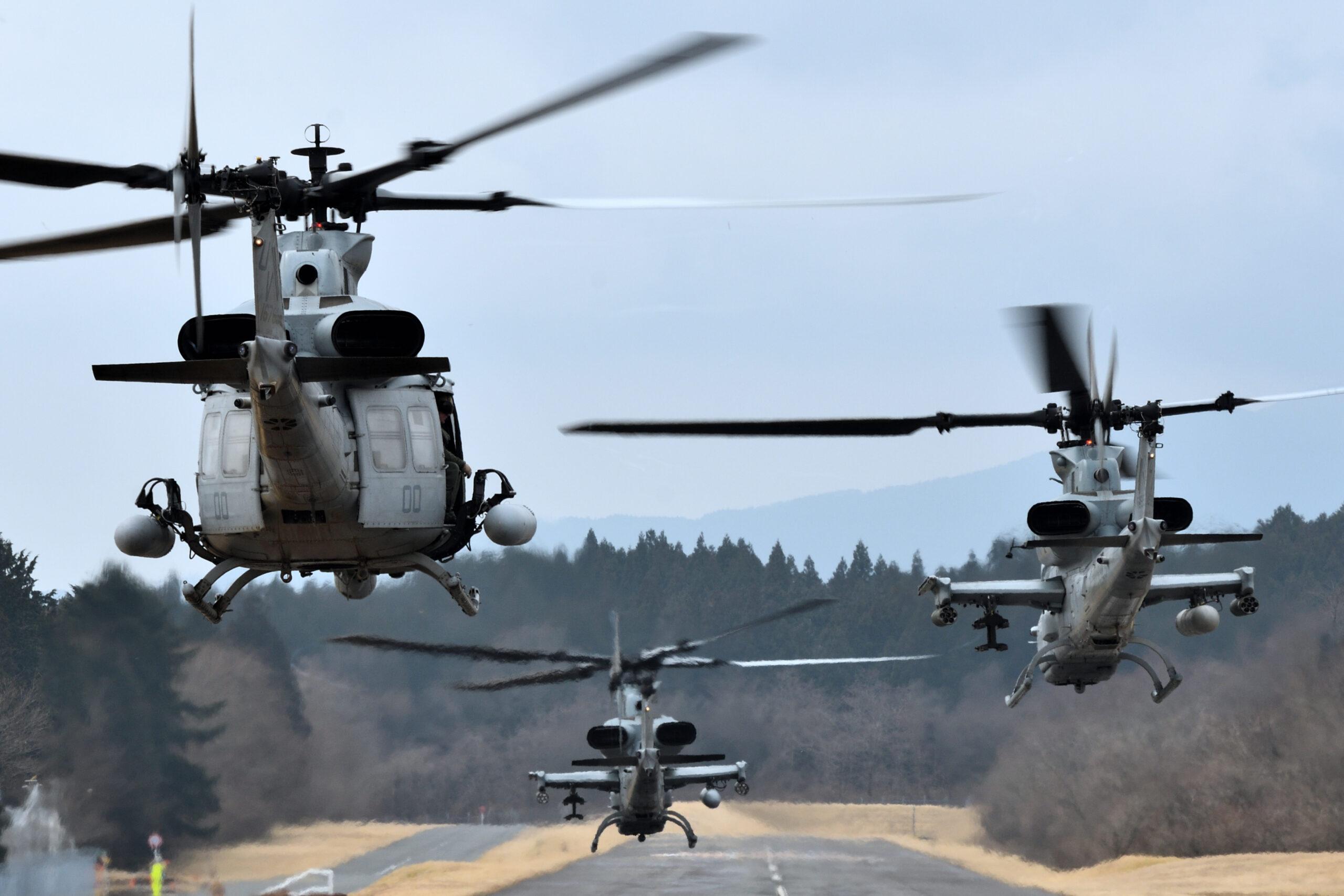 Aerospace development helicopter rotors