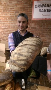 Now that's a loaf of bread!