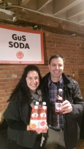 the not-too-sweet Gus Soda