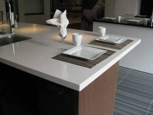quartz- Bevelled Edge Regina