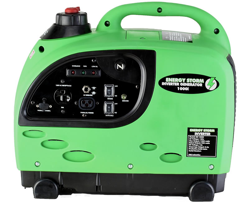 Lifan ESI 1000I-CA Watt 2.8 HP Digital Power Invertor with CARB Compliant