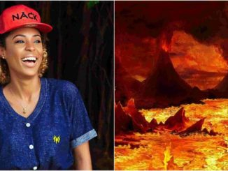 There is no Hell Fire – Ghanaian actress Nikki Samonas