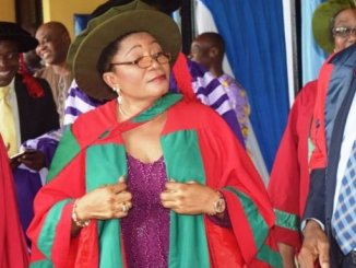 See The New VC Of The University Of Benin That Got Everyone Talking (Photo)