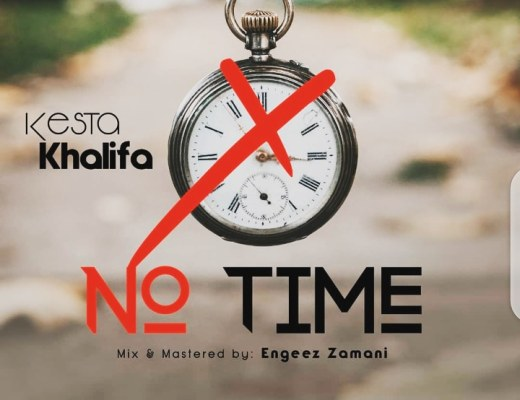 Kesta Khalifa - No Time