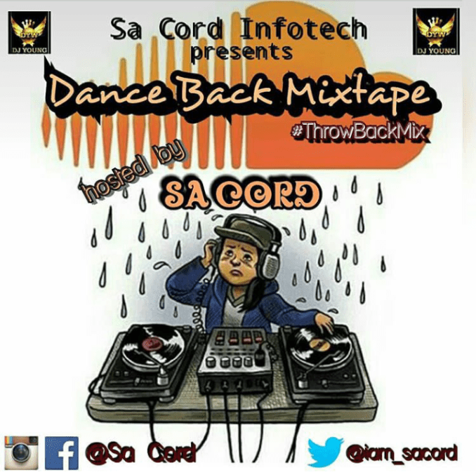 Sa Cord - Dance Back Mix (Throwback)
