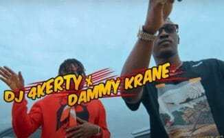 "VIDEO: DJ 4Kerty Ft. Dammy Krane - ""Awon Aye"""