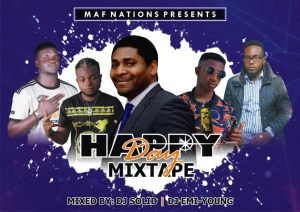Dj Solid & Dj Emi-Young - Happy Day Mixtape