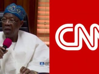 Lekki Shooting: 'Your Report Is Capable Of Setting Nigeria On Fire' — Lai Mohammed Writes CNN
