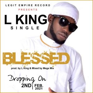 L King – Blessed