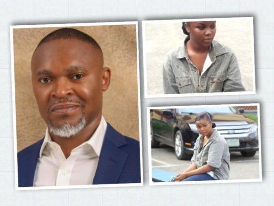 Chidinma Ojukwu says she met Super TV CEO, Uwaifo Ataga at a wild party
