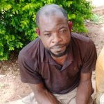 35 years old Man arrested for allegedly raping his neighbour's 9-year-old daughter in Ondo