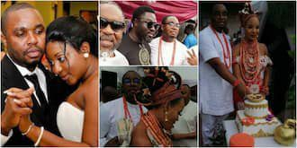 Actress Ini Edo's ex-husband, Phillip Ehiagwina, has remarried for the third time
