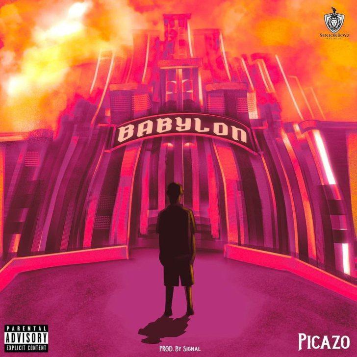 Picazo – Babylon