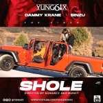 "Yung6ix – ""Shole"" ft. Sinzu x Dammy Krane (Mp3 Download)"