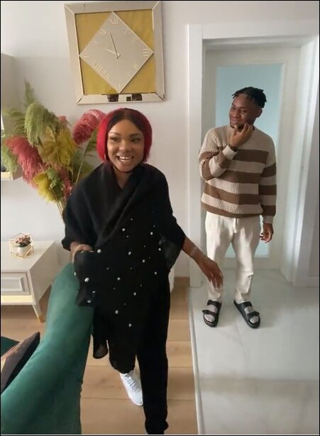 Actress Iyabo Ojo Flies To Turkey To Give Her Son A Surprise Birthday Hug