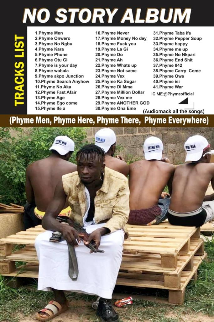 "Phyme – ""Phone"" Audio"