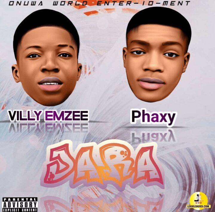Villy Emzee – Jara ft. Phaxy Audio