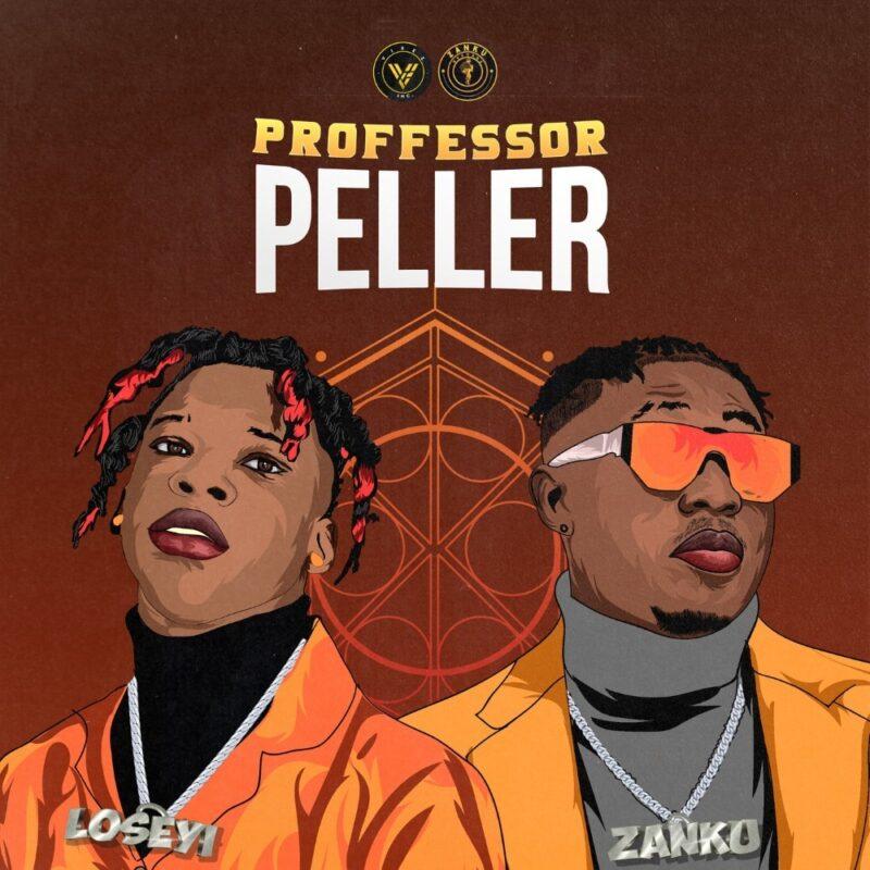 Seyi Vibez – Professor Peller ft Zlatan Audio