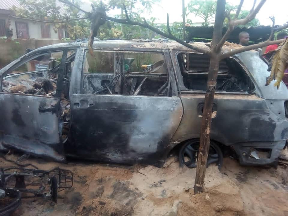 A Police officer and 20 others killed alongside with his Family as unknown Gun men attacked Kaduna communities