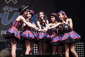 ℃-ute(桃色スパークリング)アイドルフリコピ・カバー横浜ダンススクールレッスン