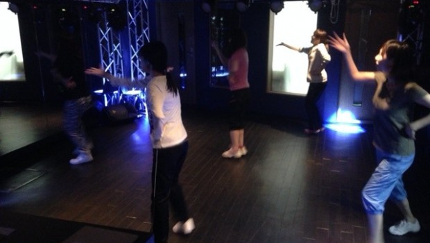 嵐(青空の下、キミのとなり)アイドルフリコピ・カバー横浜ダンススクールレッスン