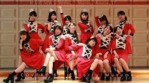 モーニング娘。【新年1月】アイドル完コピ・フリコピ・振付・コピユニ・カバーダンススクール