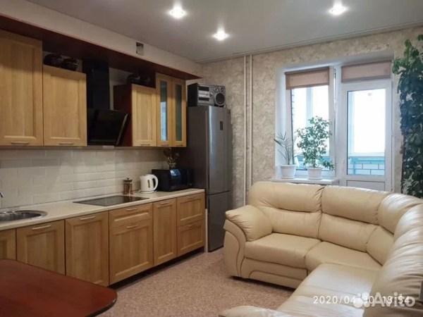1-к квартира, 48 м², 11/14 эт. в Оренбургской области ...