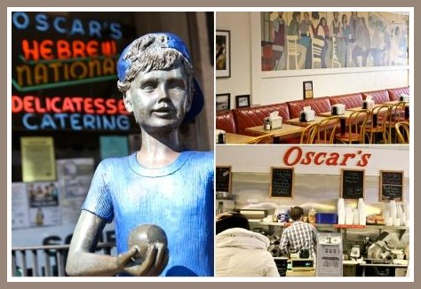 Oscar's Delicatessen (Photo/Videler Photography)