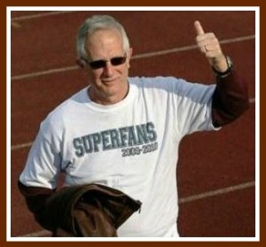 "John Dodig is a ""superfan"" of Staples students."