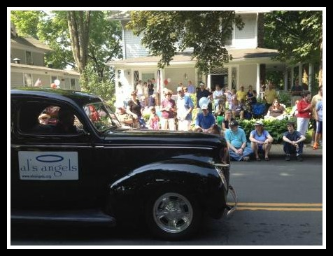 Nothing beats a Memorial Day parade in Westport.