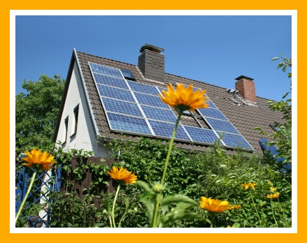 Solar PV power can be the way to go.