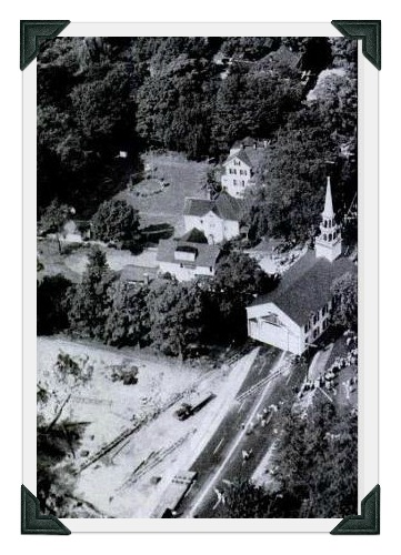 Life Magazine chronicled the church move in its September 11, 1950 issue.